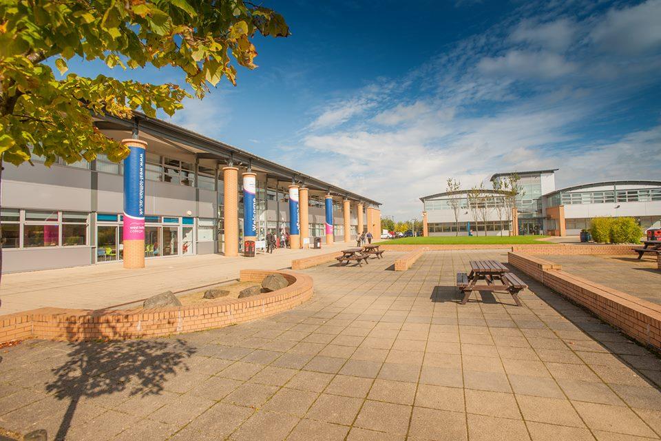West Lothian College College Development Network