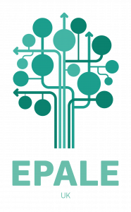 EPALE NSS - Wordmark and Tree UK